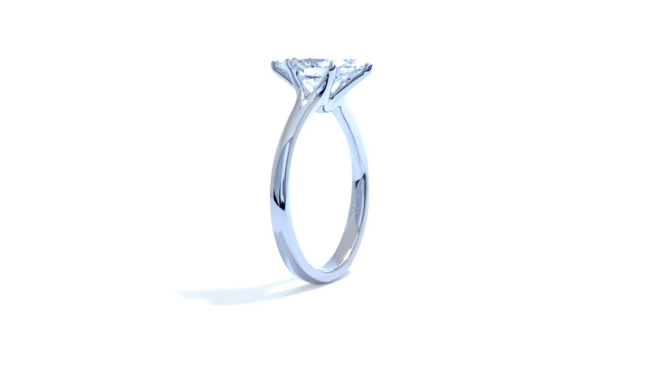 j9262_d3571 - 1.00 ct Marquise Solitaire Diamond Ring at Ascot Diamonds