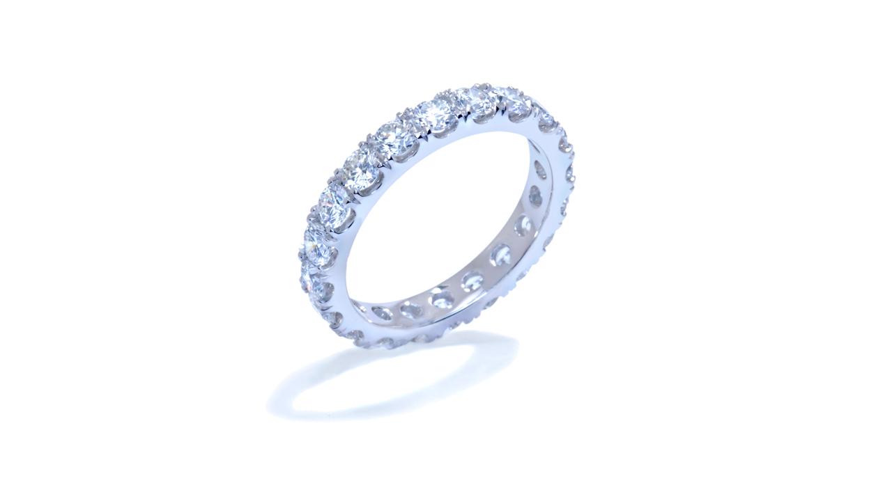 j9325 - 2 carat Anniversary Band at Ascot Diamonds