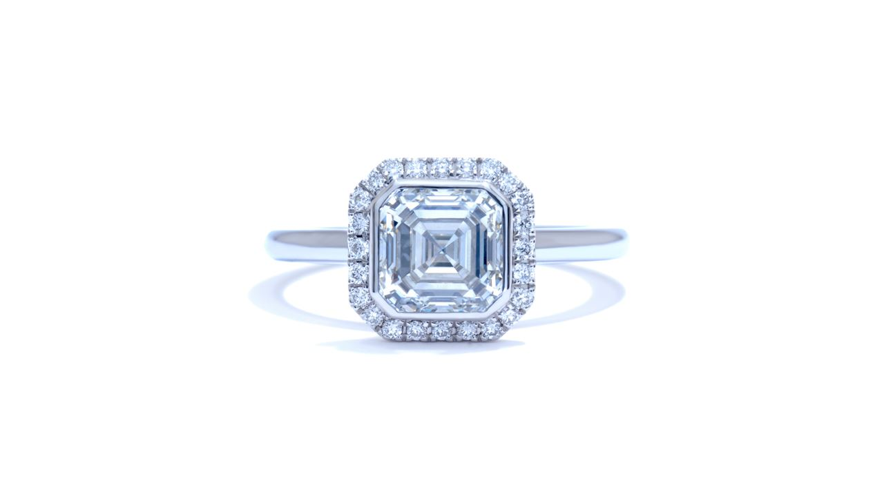 ja2869_d3575 - 1.5 ct. Asscher Cut Diamond Halo Ring at Ascot Diamonds