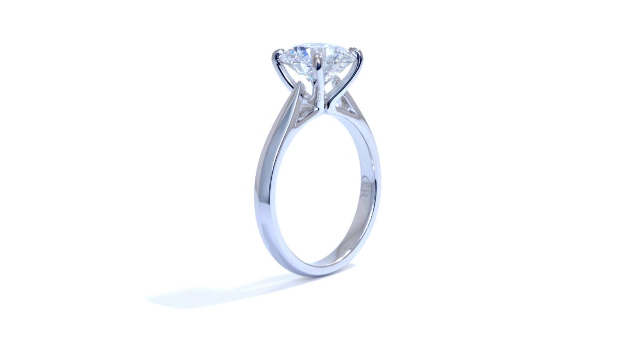ja3012_d5969 - 2.5 carat Solitaire Diamond Ring at Ascot Diamonds