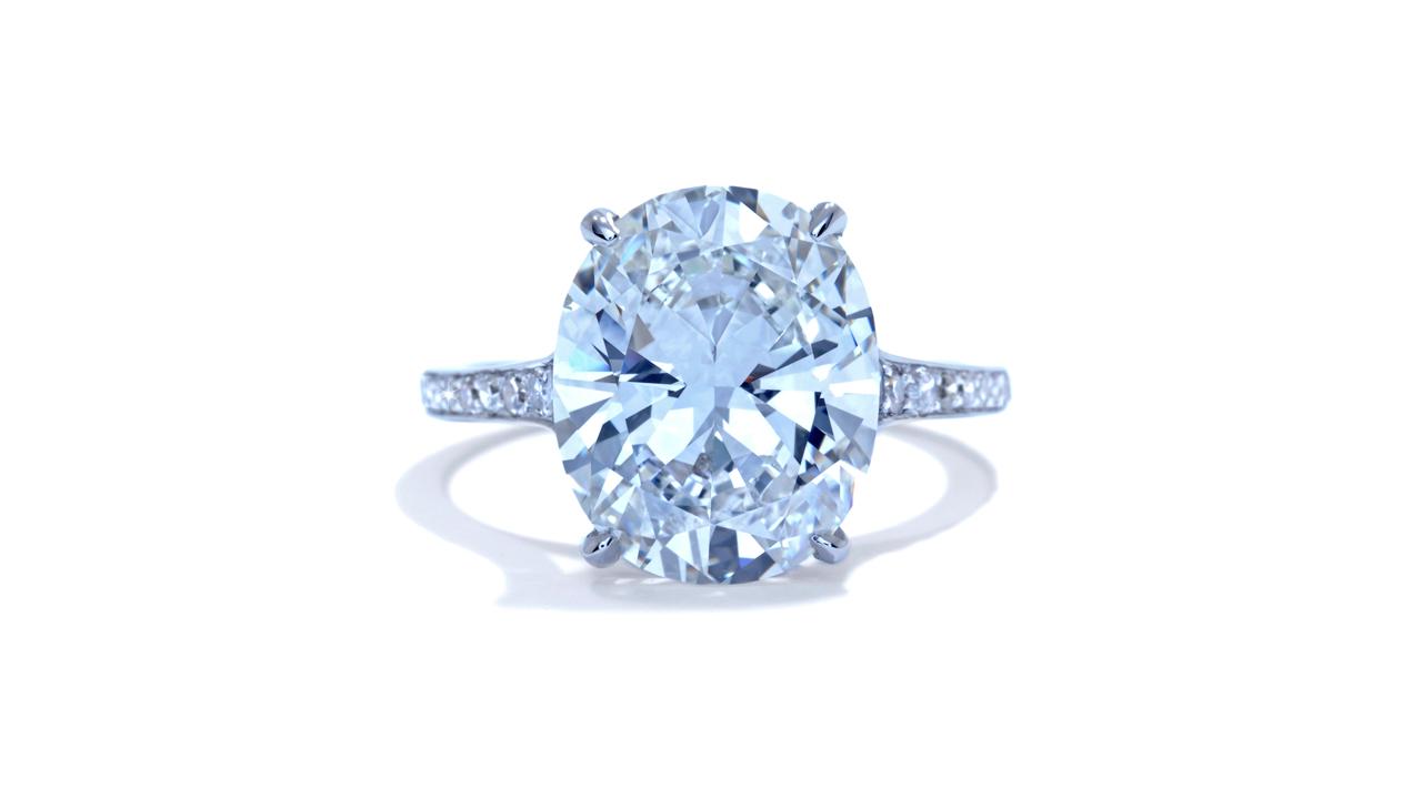 ja4275_d2038b - 5 carat Oval Diamond Engagement Ring at Ascot Diamonds