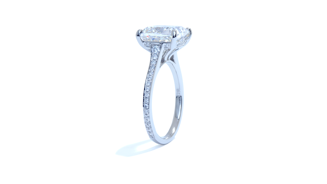 ja4890-2_d3410b - 5 carat Cushion Cut Diamond Engagement Ring at Ascot Diamonds