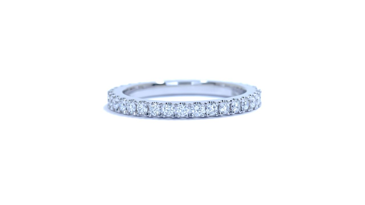 ja5746 - 0.60 ct. French-set Round Diamond Band at Ascot Diamonds