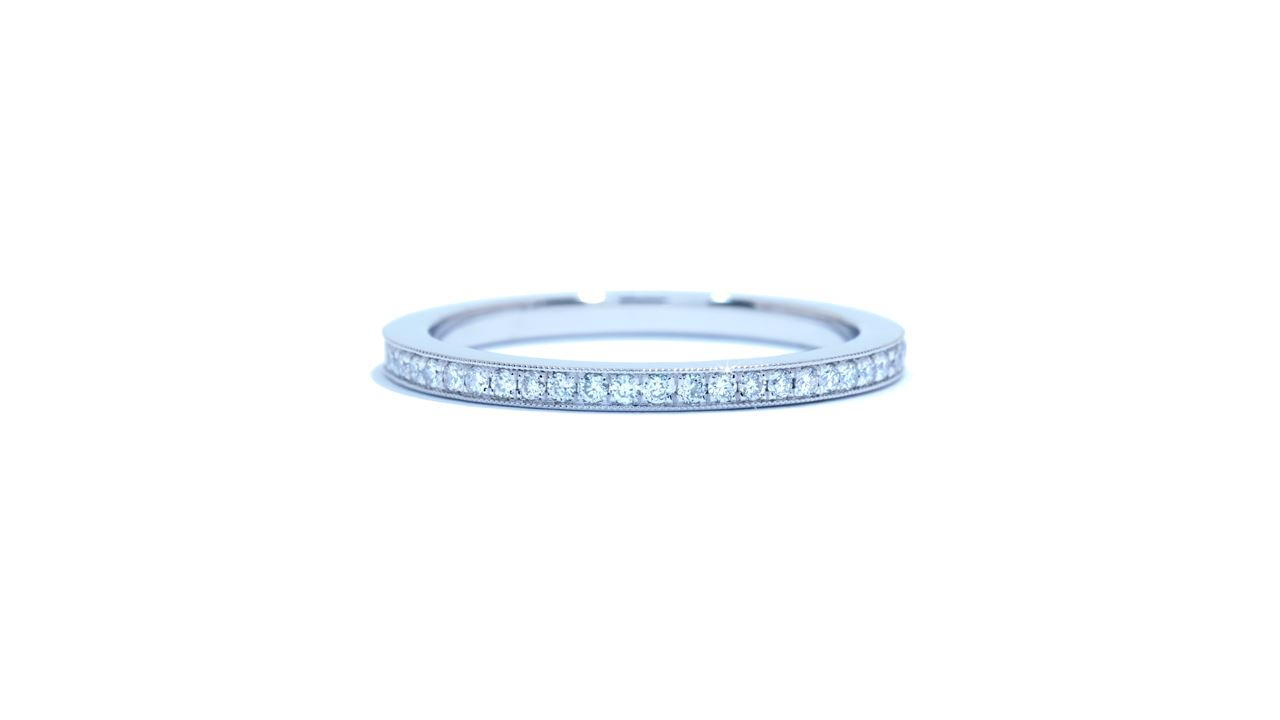 ja6055 - Micropave Diamond Eternity Band 0.26 ctw. at Ascot Diamonds