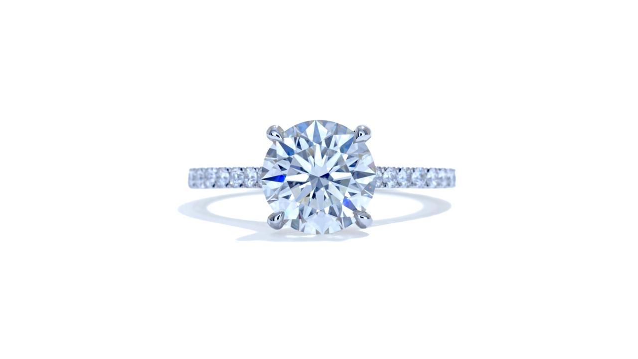 ja7084_d5712 - 2 carat Diamond Engagement Ring at Ascot Diamonds