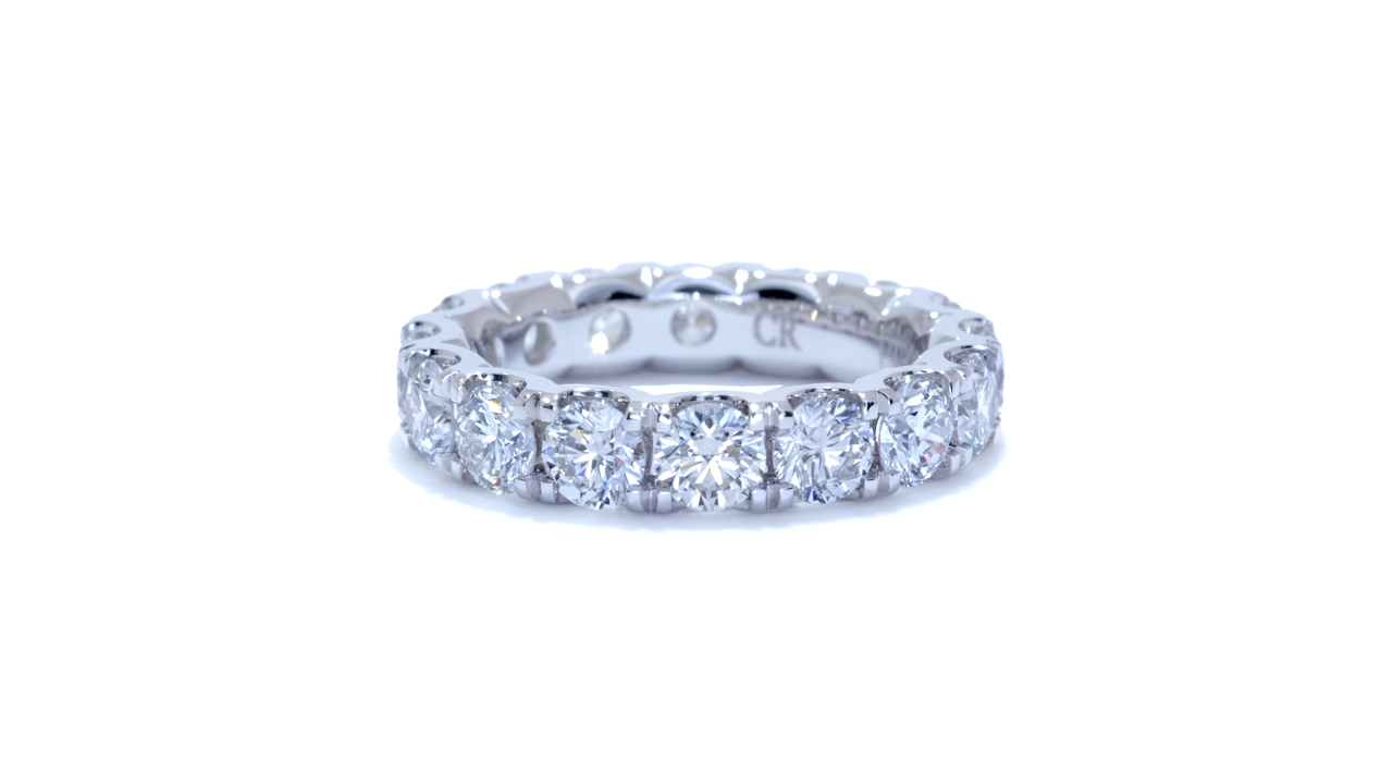 ja7516 - 3.5 carat Diamond Eternity Ring at Ascot Diamonds