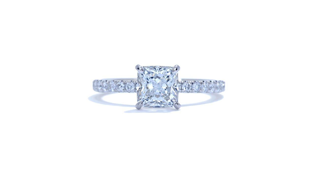 ja7542_d5349 - Cushion Diamond Solitaire Engagement Ring at Ascot Diamonds