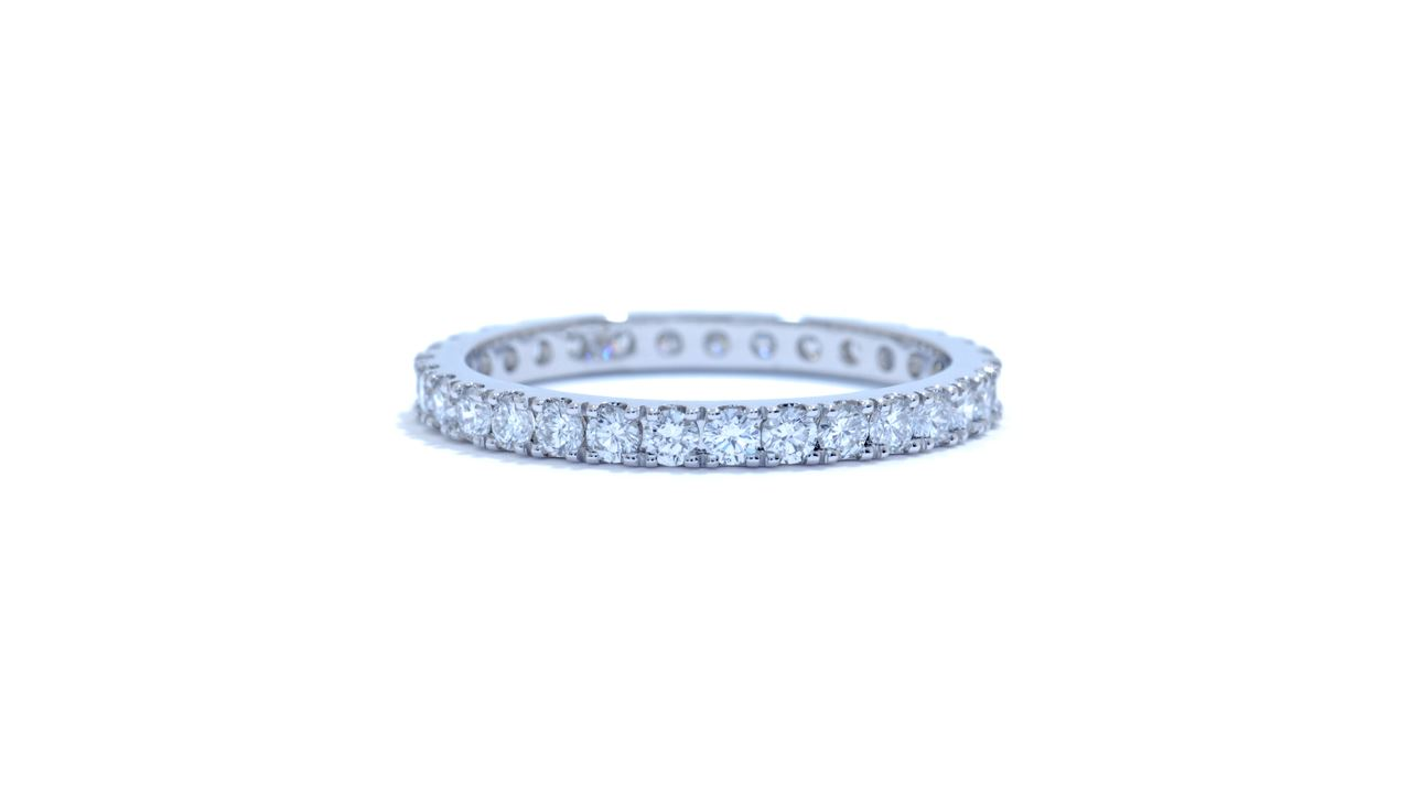 ja7683 - Diamond Eternity Band 0.79 ct. tw. (in 18k white gold) at Ascot Diamonds