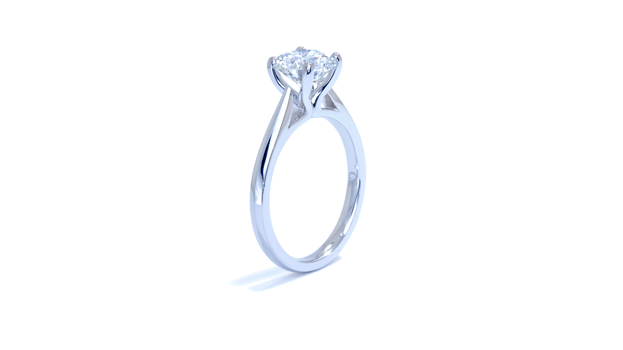 ja7984_d4893 - Round Diamond Solitaire Engagement Ring at Ascot Diamonds