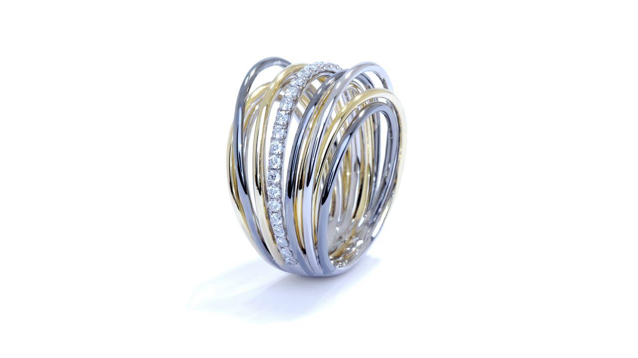 ja8052 - Catherine Ryder® Right Hand Ring 0.41 ctw. at Ascot Diamonds