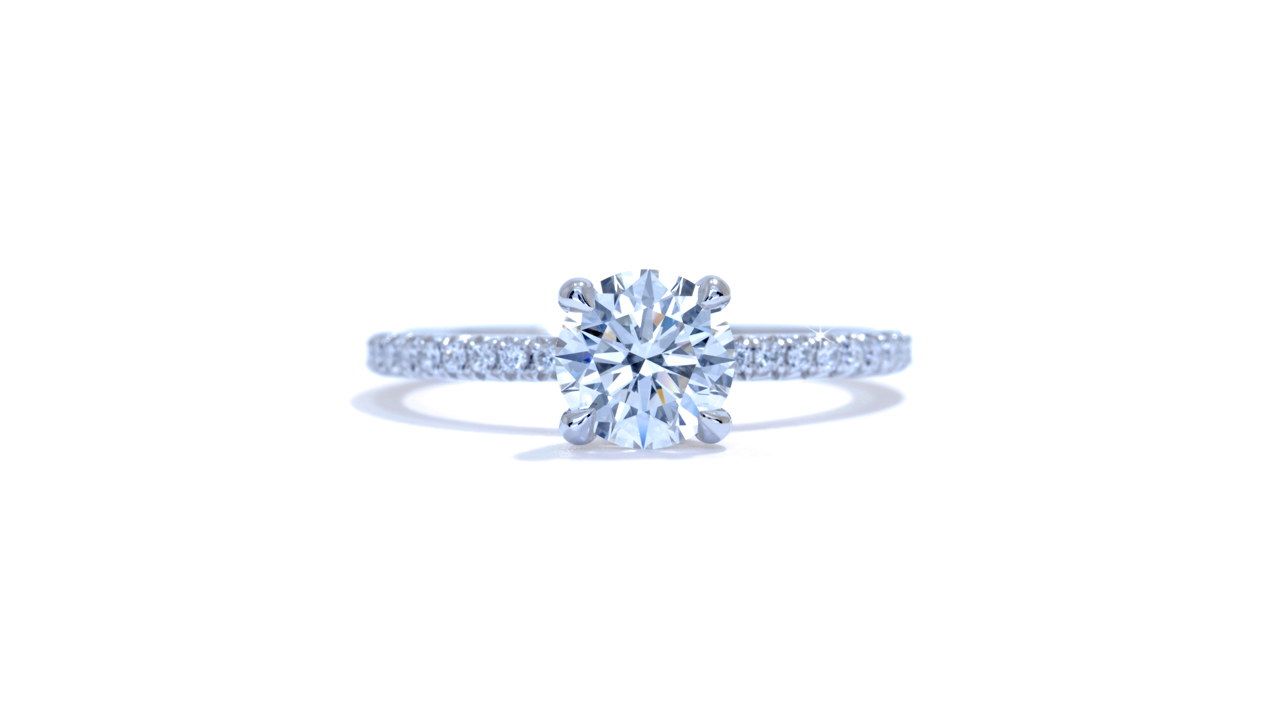 ja8478_d6201 - Solitaire Round Diamond Engagement Ring at Ascot Diamonds