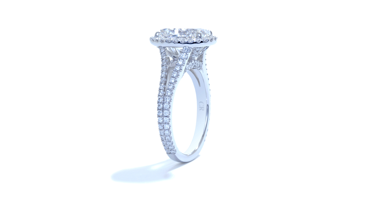 ja8608_lgd1256 - 2.5ct Oval Diamond Ring | Custom Halo Style at Ascot Diamonds