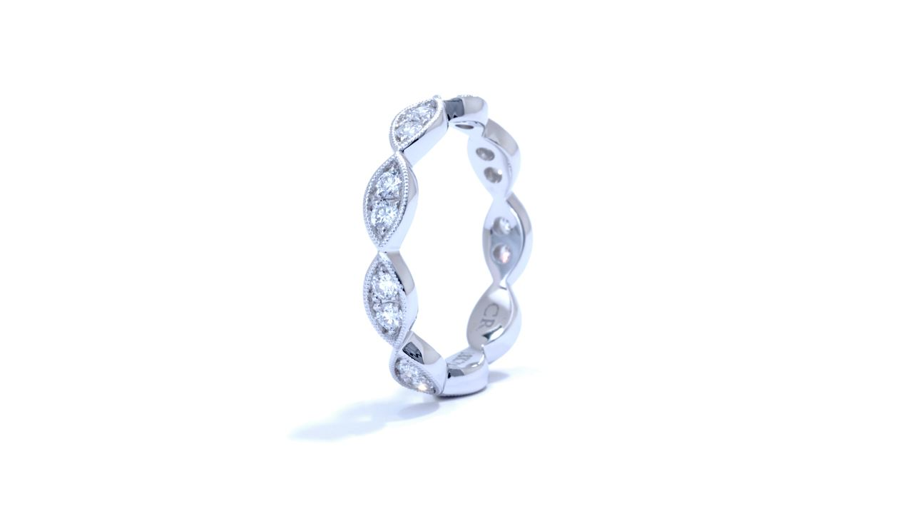 ja8625 - Stacking Diamond Ring at Ascot Diamonds