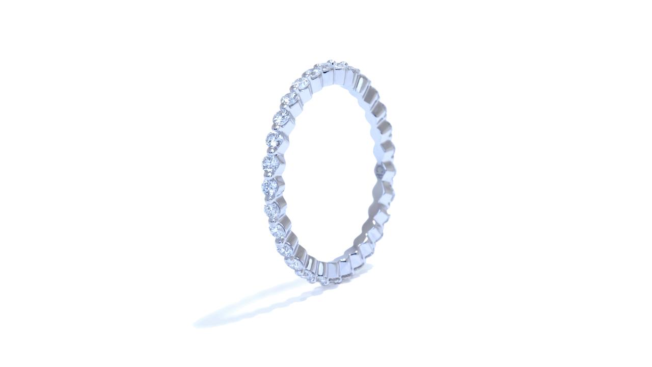 ja9163 - Bubble Diamond Ring 0.60 ct tw at Ascot Diamonds