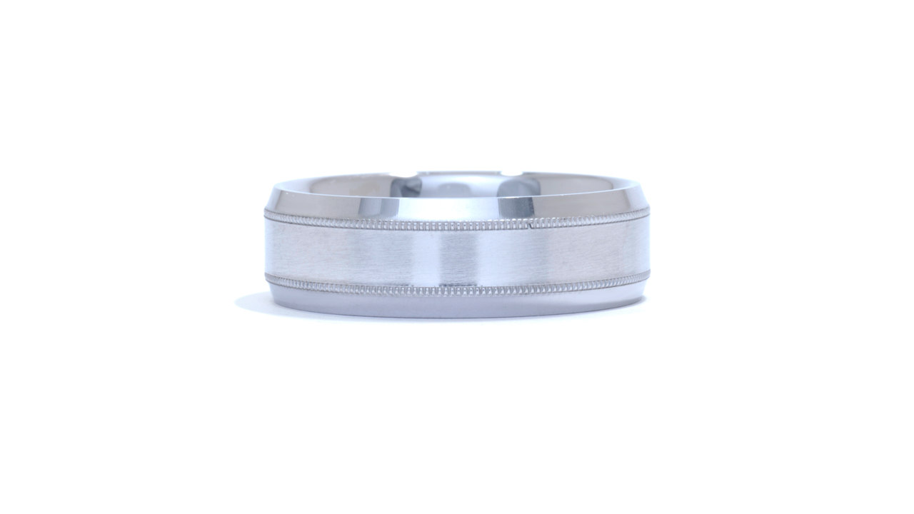 ja9302 - Men's Classic Wedding Ring | 7mm at Ascot Diamonds
