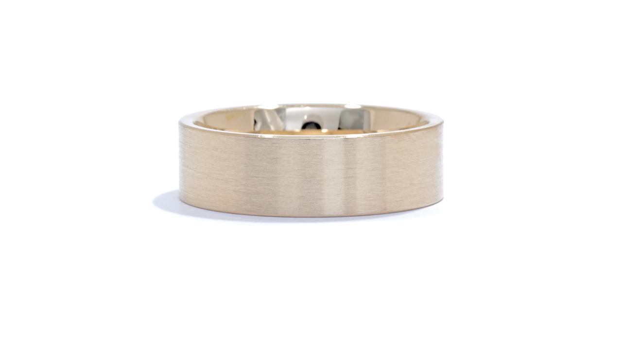 ja9315 - 14K Yellow Gold Men's Band | 7mm at Ascot Diamonds