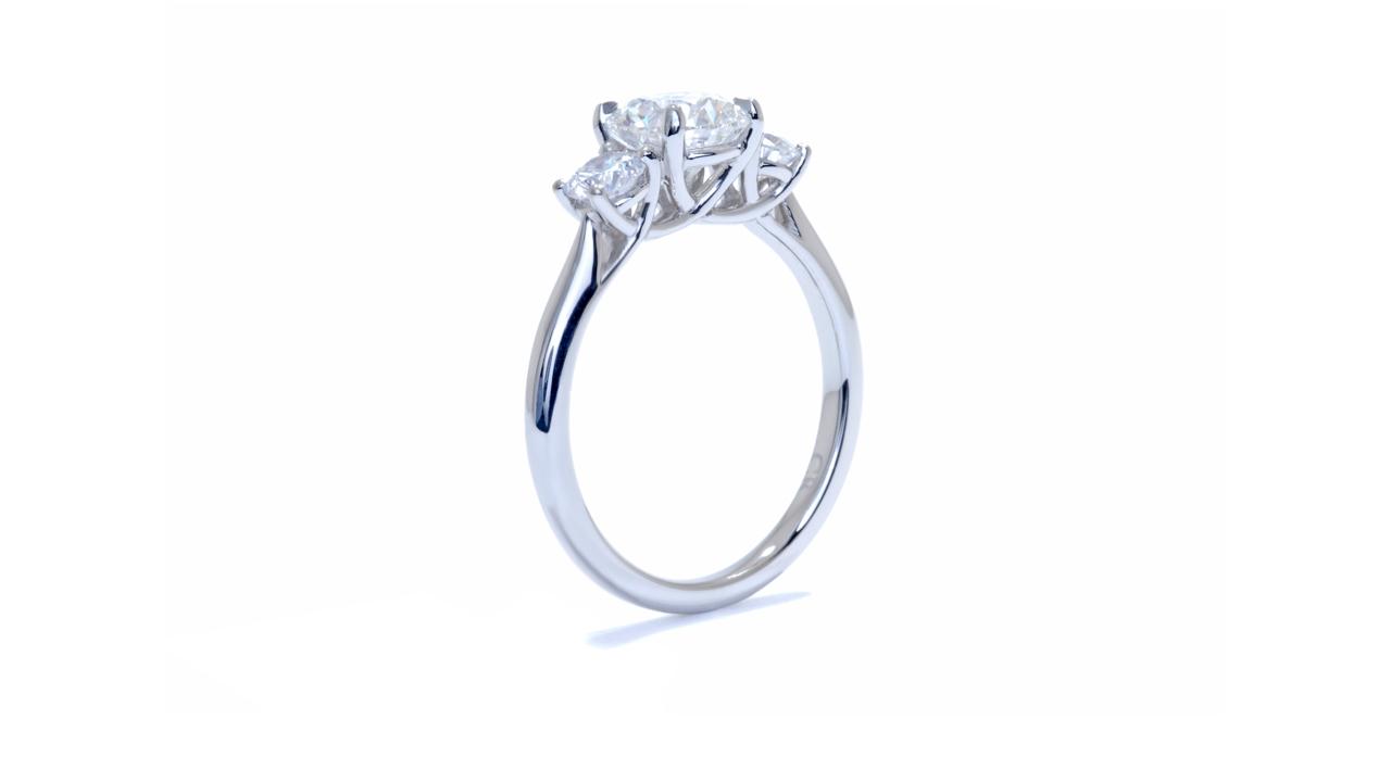 ja9797_d5826 - Trellis Diamond Engagement Ring at Ascot Diamonds