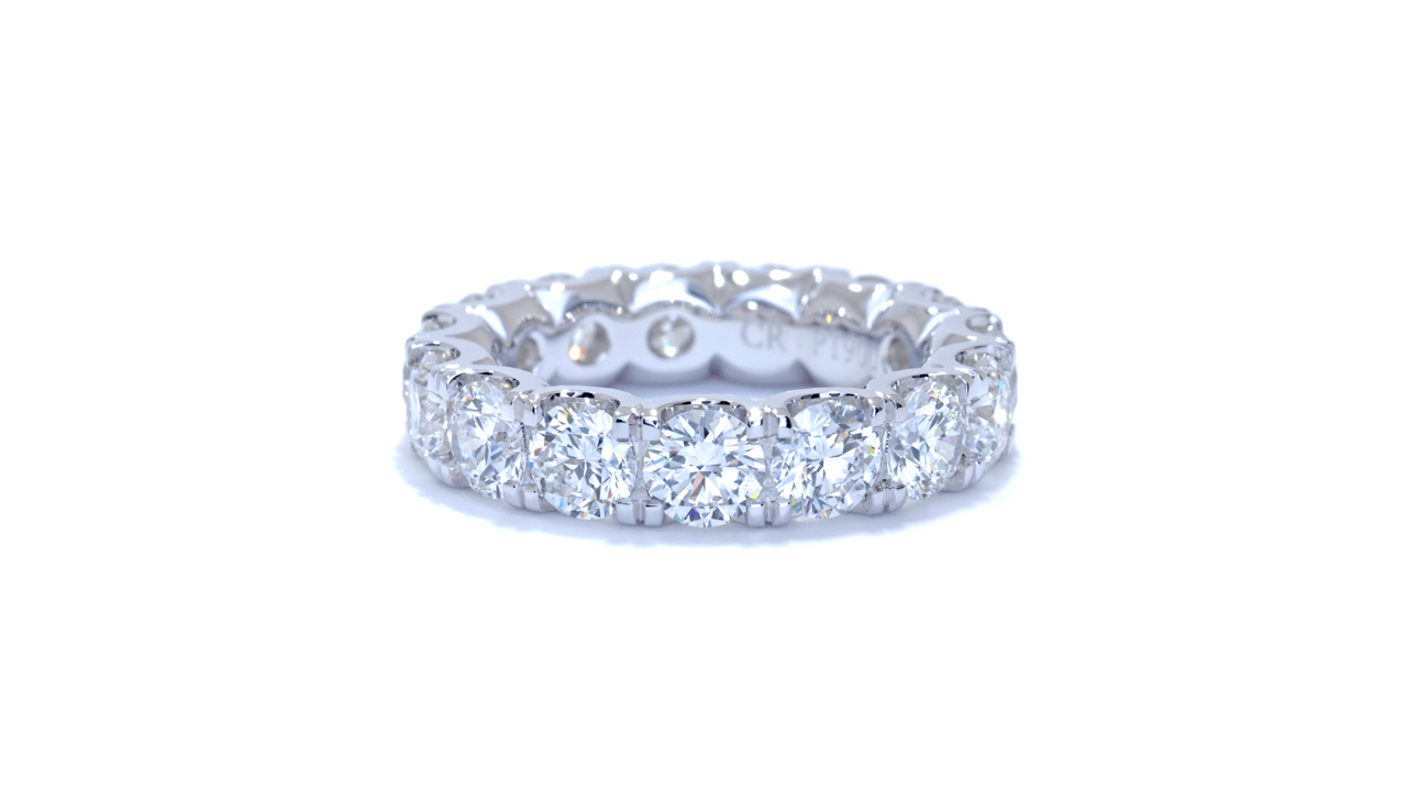 jb1346 - 5 carat Diamond Eternity Band at Ascot Diamonds