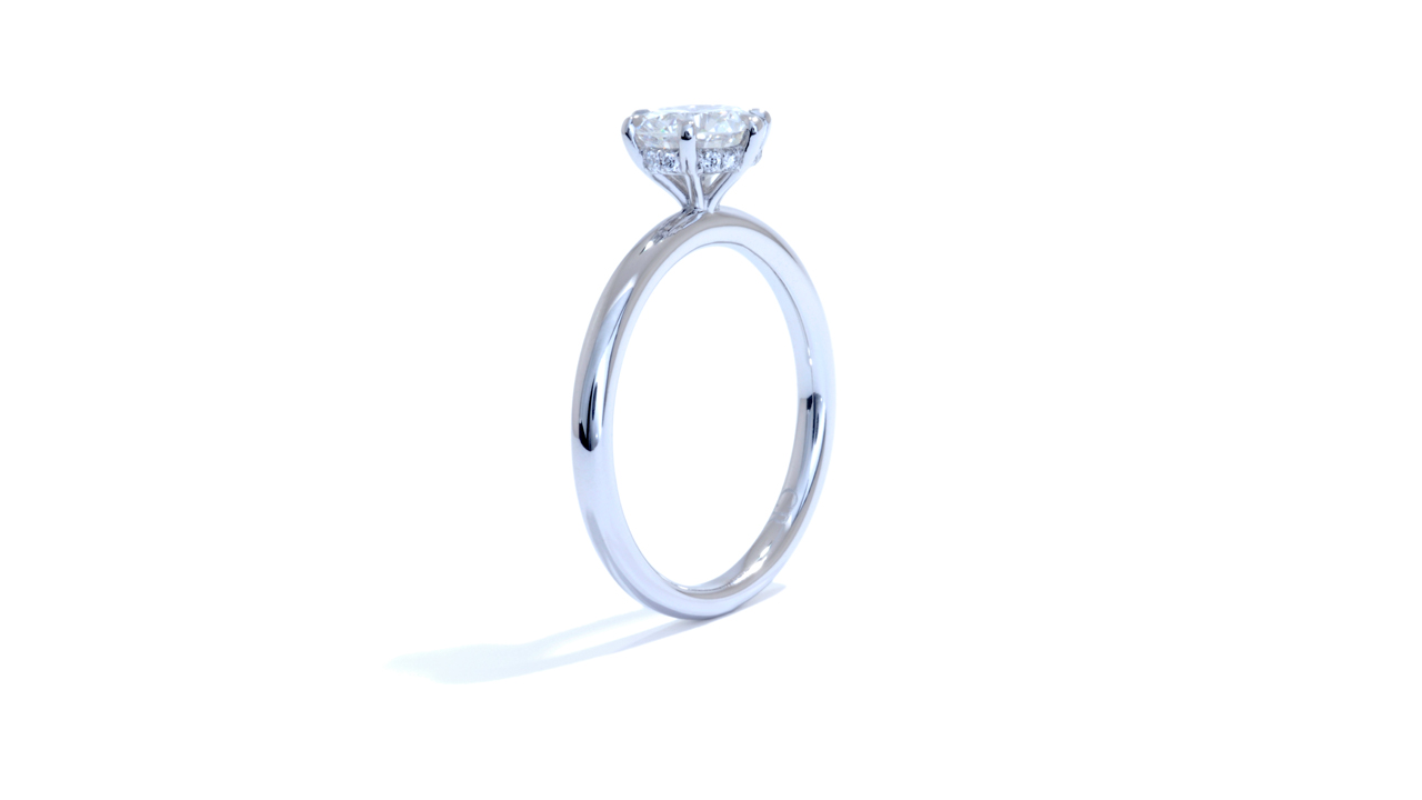 jb1349_lgd1107 - Lab Created Round Diamond Solitaire at Ascot Diamonds