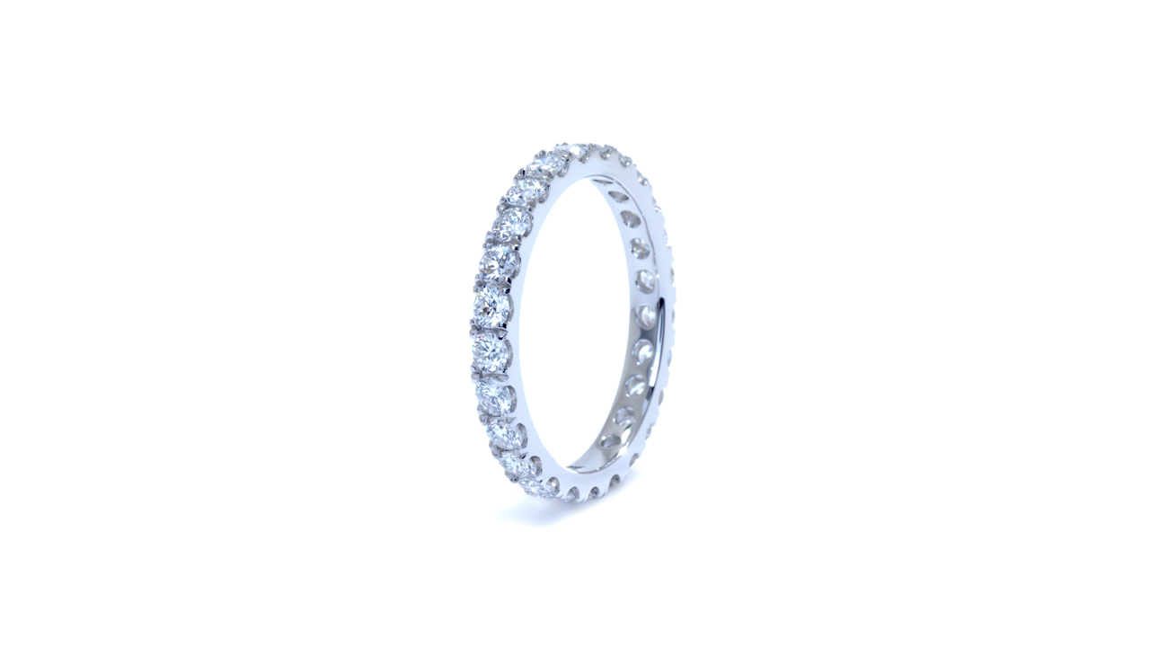jb1407 - 1.50 ct. Diamond Eternity Band at Ascot Diamonds