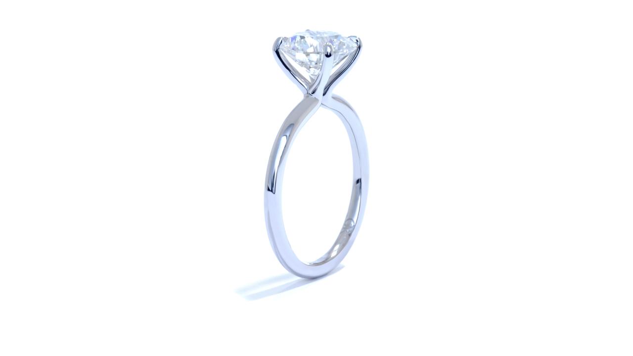 jb2492_d6543 - 3 carat Round Diamond Solitaire at Ascot Diamonds