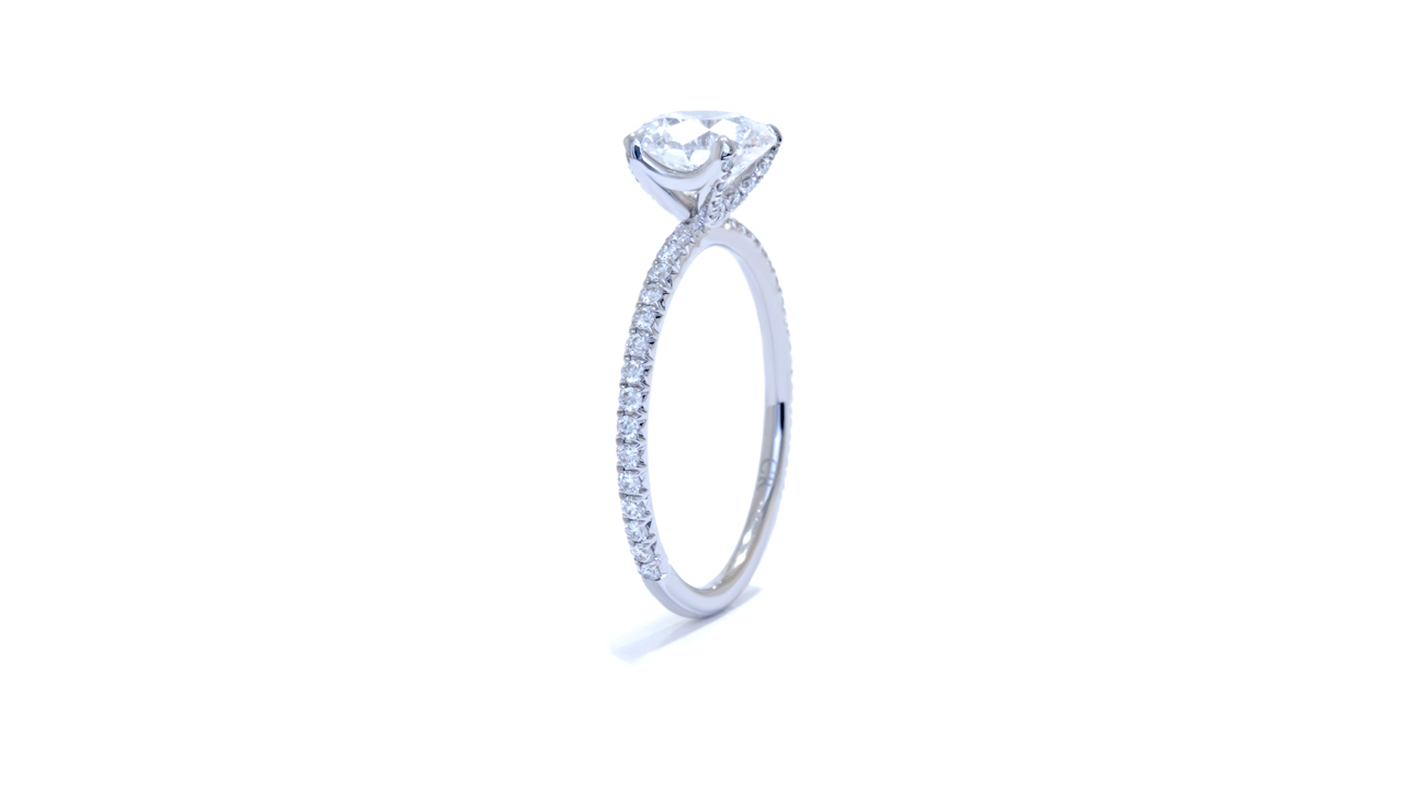 jb2750_lgd1105 - Lab Grown Diamond Solitaire at Ascot Diamonds