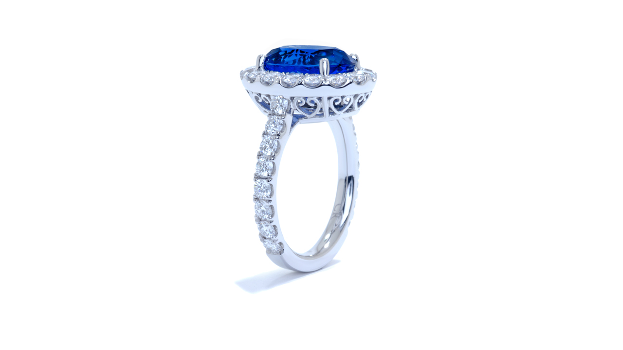 jb2789_sa1032 - Cornflower Natural Blue Sapphire Ring at Ascot Diamonds