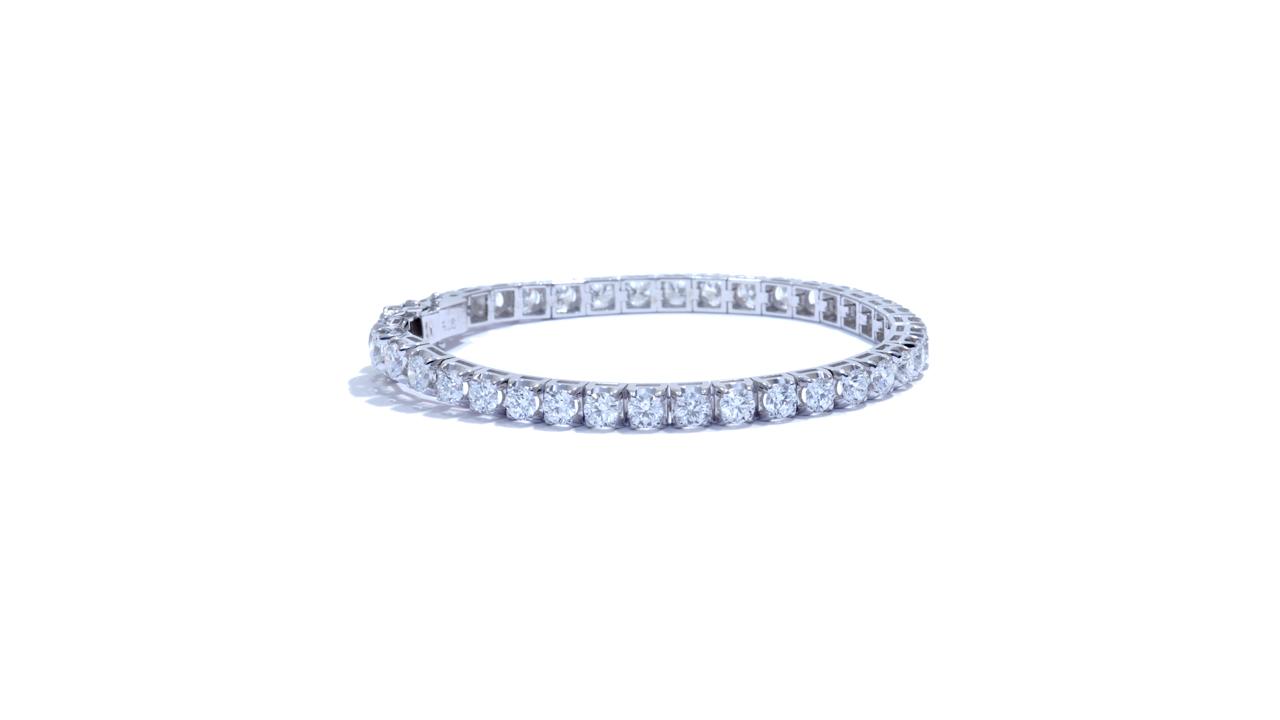 jb3023 - 9 carat Diamond Bracelet at Ascot Diamonds