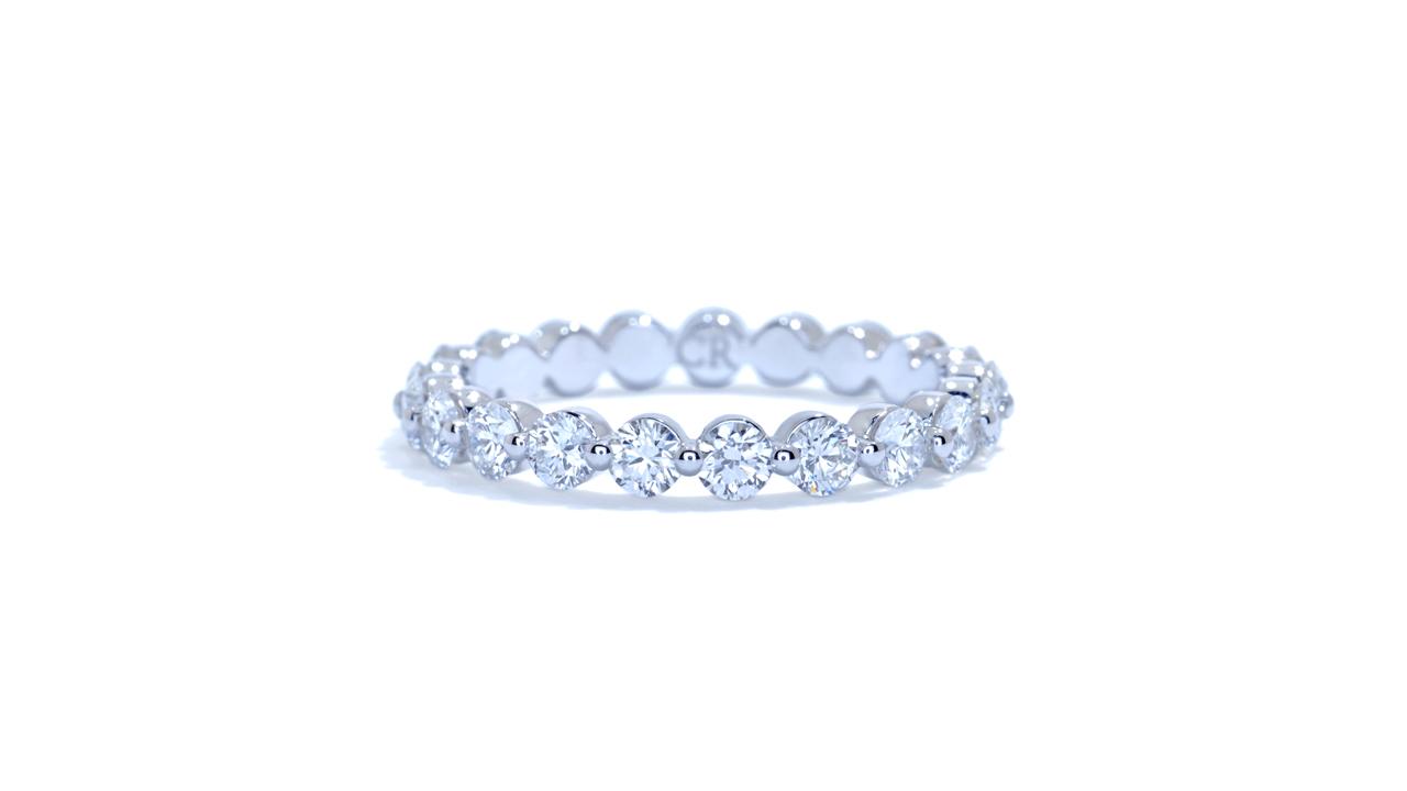 jb3709 - Custom Diamond Eternity Band at Ascot Diamonds