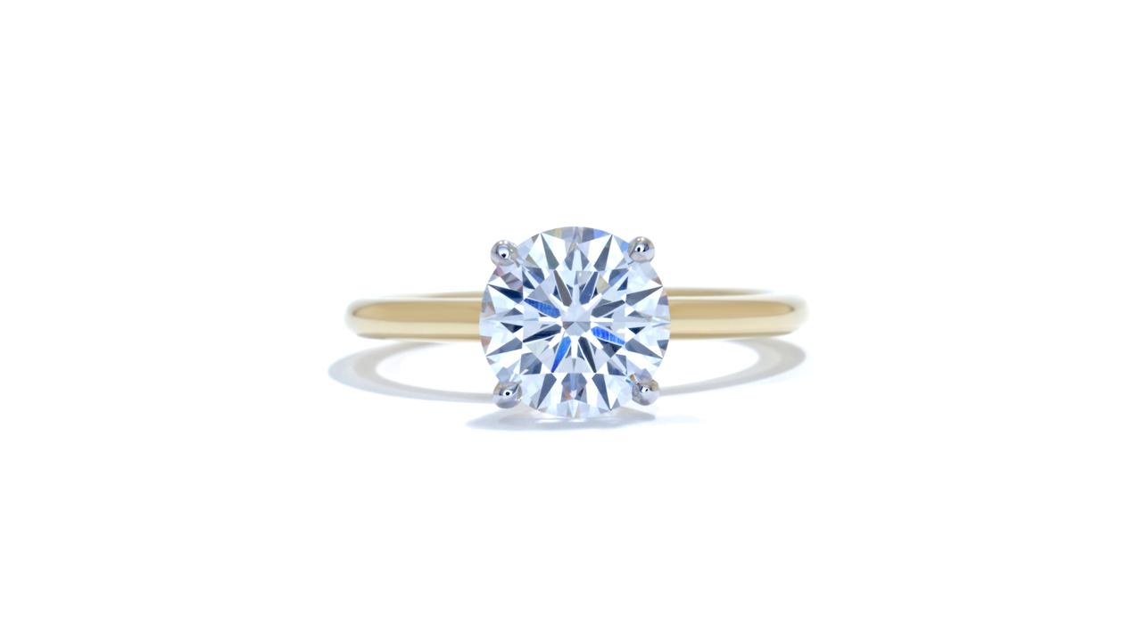 jb3800_lgd1073 - 2 ct. Lab Grown Diamond Engagement Ring at Ascot Diamonds