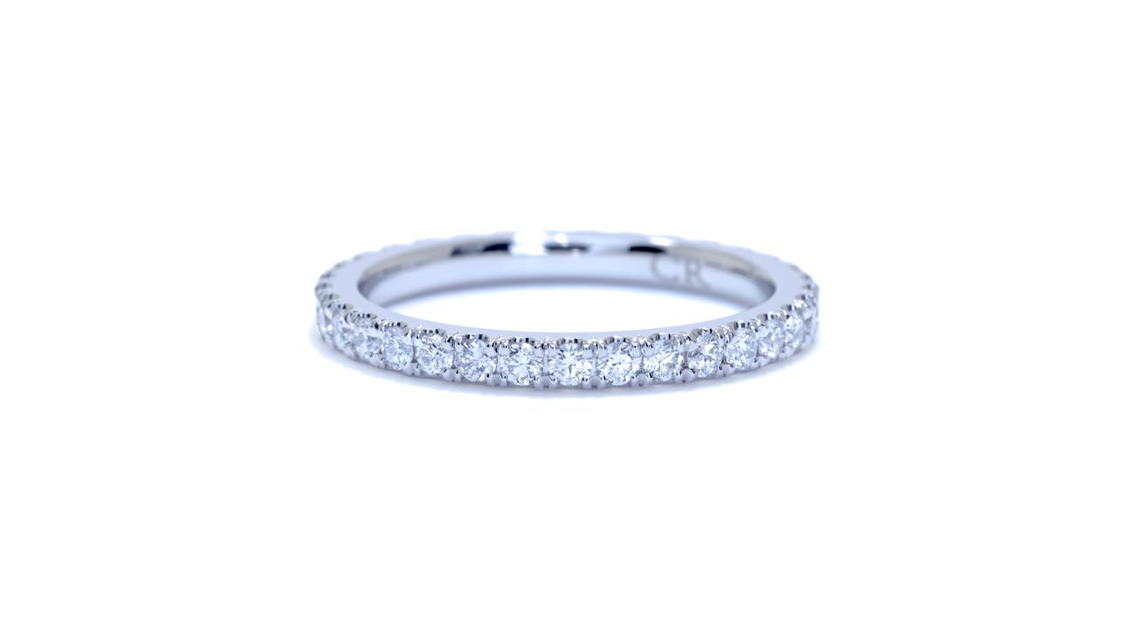 jb4098 - Diamond Wedding Band | Eternity Style at Ascot Diamonds