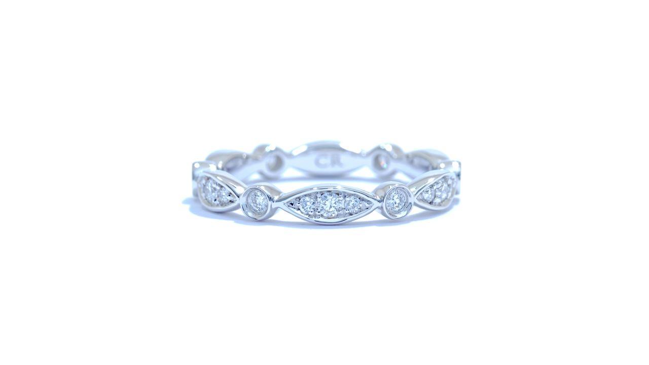 jb4236 - 0.35 ct. tw. Diamond Wedding Band at Ascot Diamonds