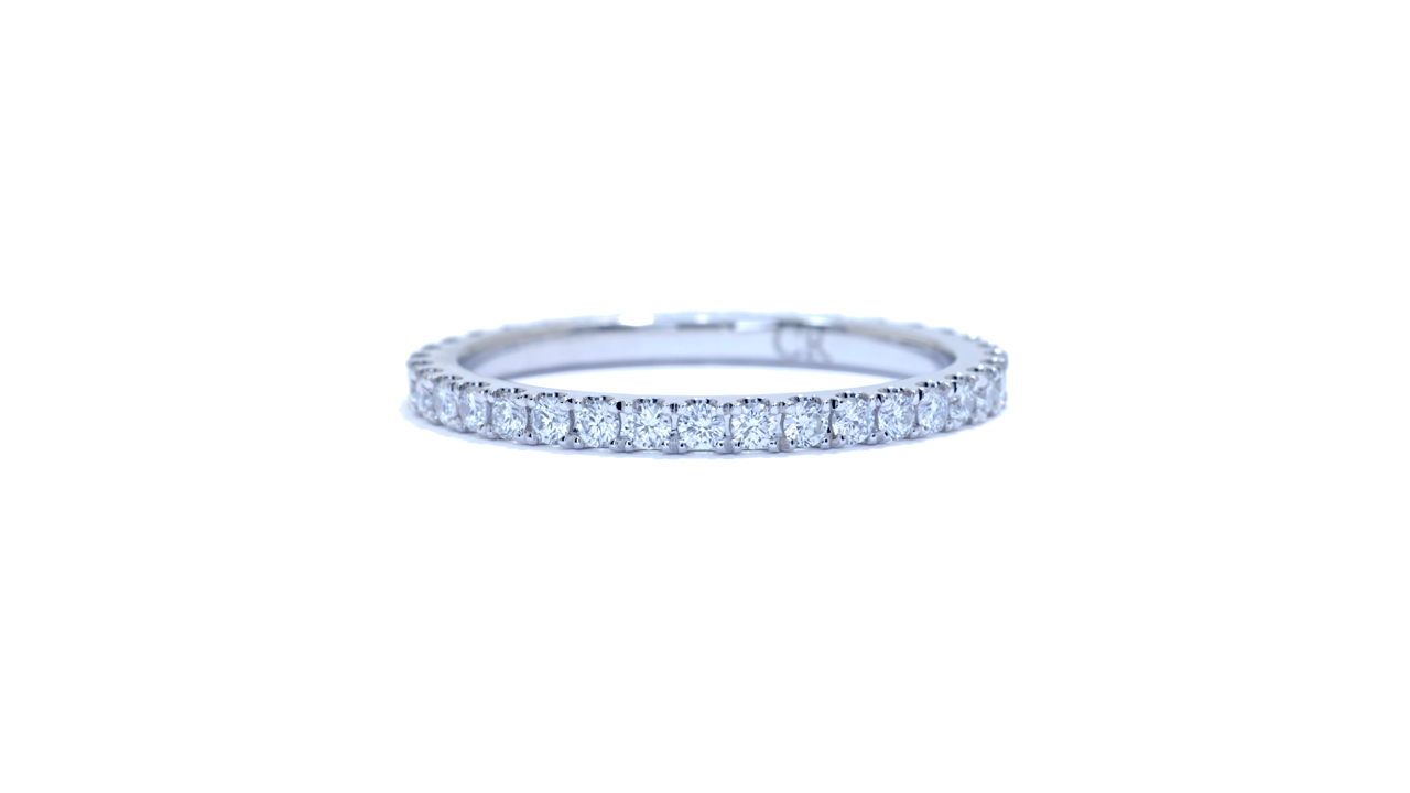 jb4259 - 1.40mm Wide Diamond Eternity Band at Ascot Diamonds