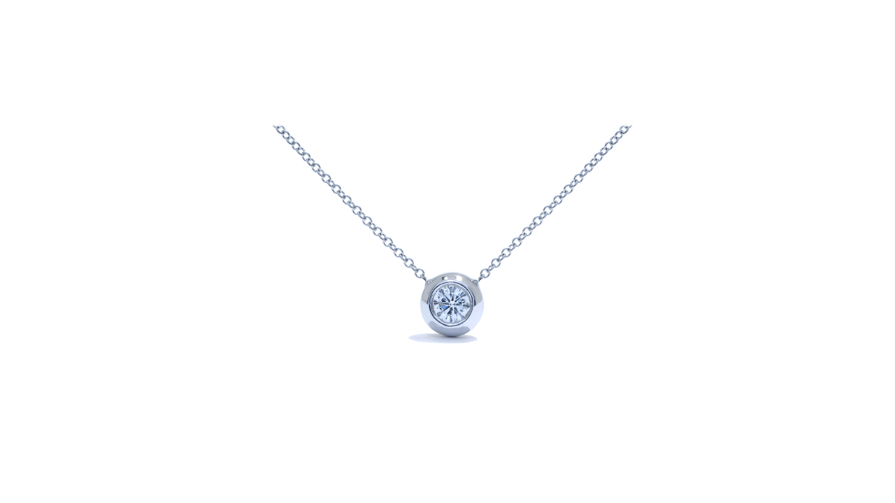 jb4760 - Modern Diamond Pendant at Ascot Diamonds