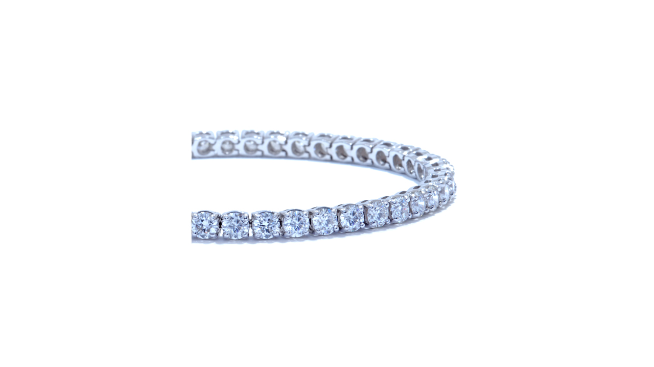 jb4914 - 8.5ct Diamond Tennis Bracelet at Ascot Diamonds