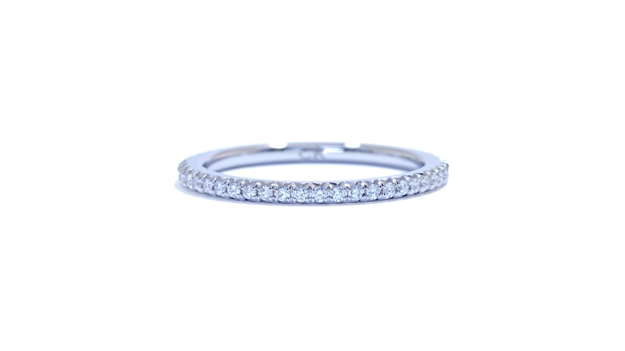 jb4957 - Classic Diamond Wedding Band at Ascot Diamonds