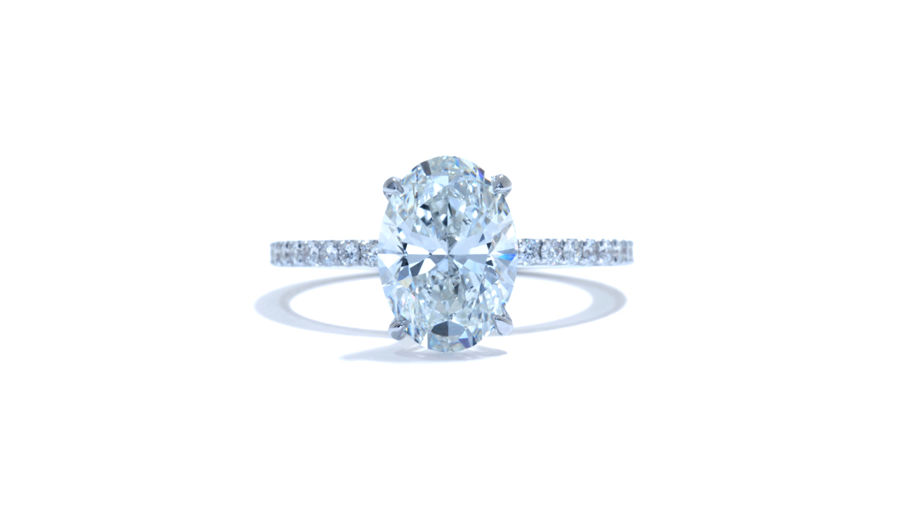 jb5151_lgd1526 - 2.00ct Lab Grown Solitaire Engagement Ring at Ascot Diamonds