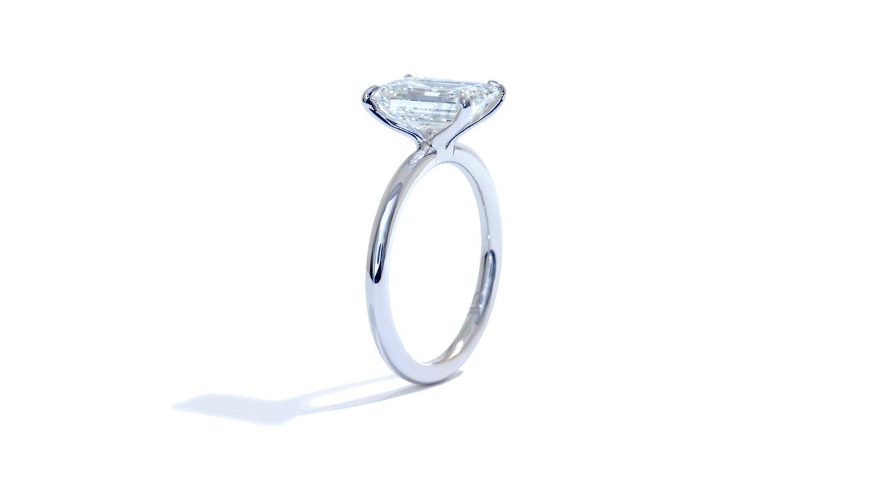 jb5221_d6846 - Emerald Cut Engagement Ring   2.50 ct. at Ascot Diamonds