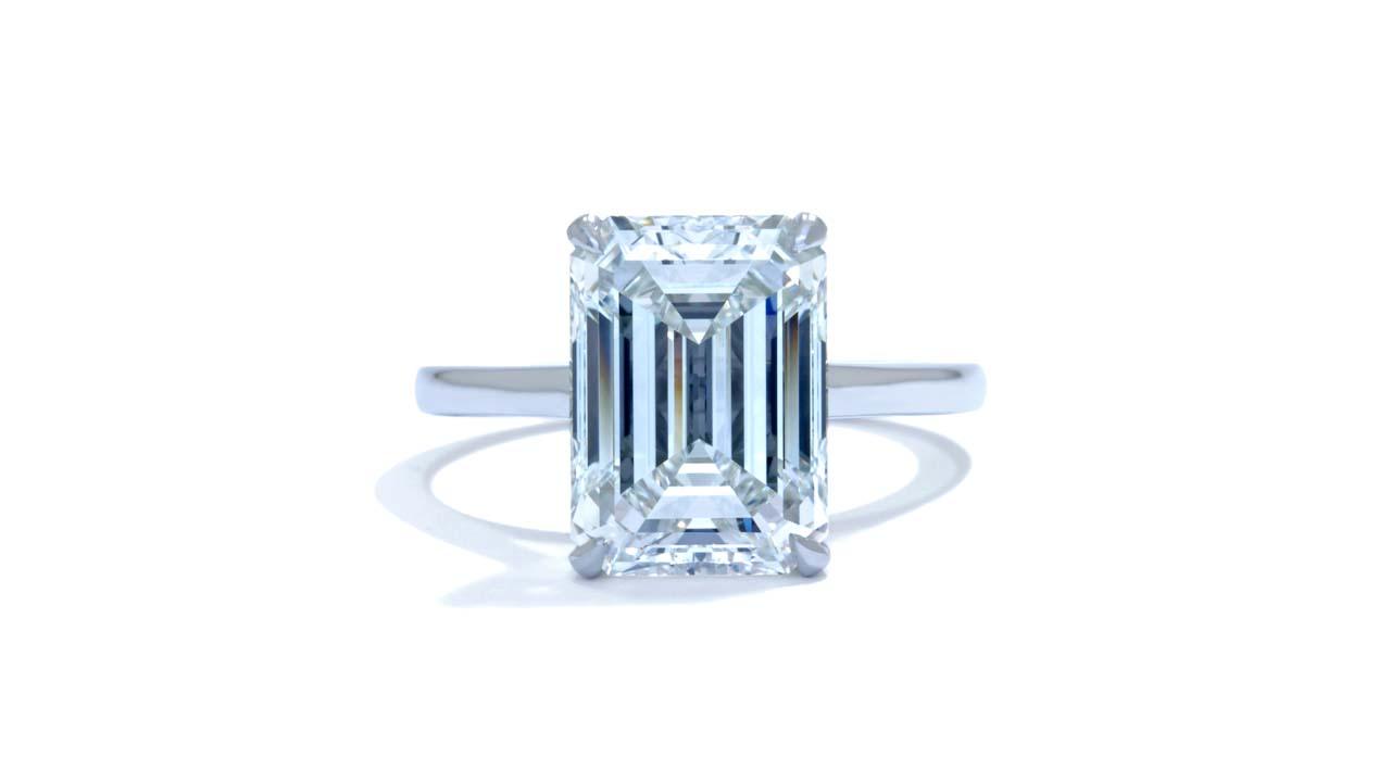 jb5230_d6591 - 5 Carat Emerald Cut Diamond Ring at Ascot Diamonds