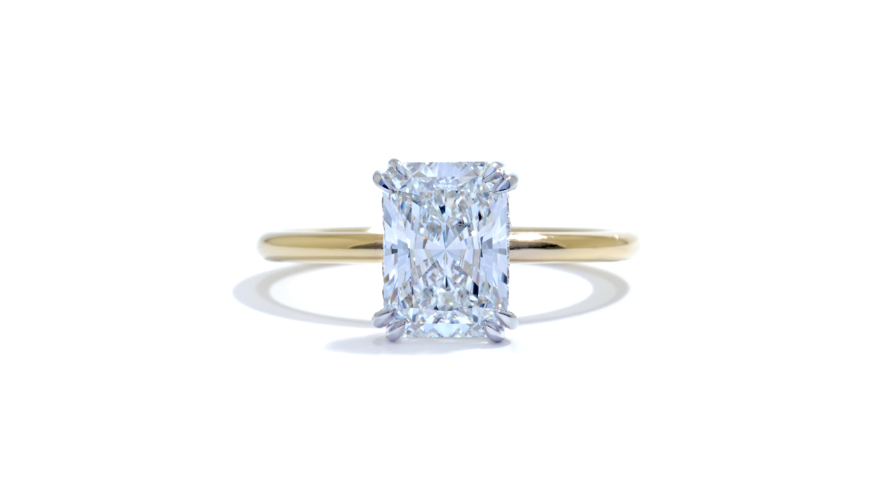 jb5573_lgd1524 - 1.6 ct. Radiant Cut Diamond Solitaire at Ascot Diamonds