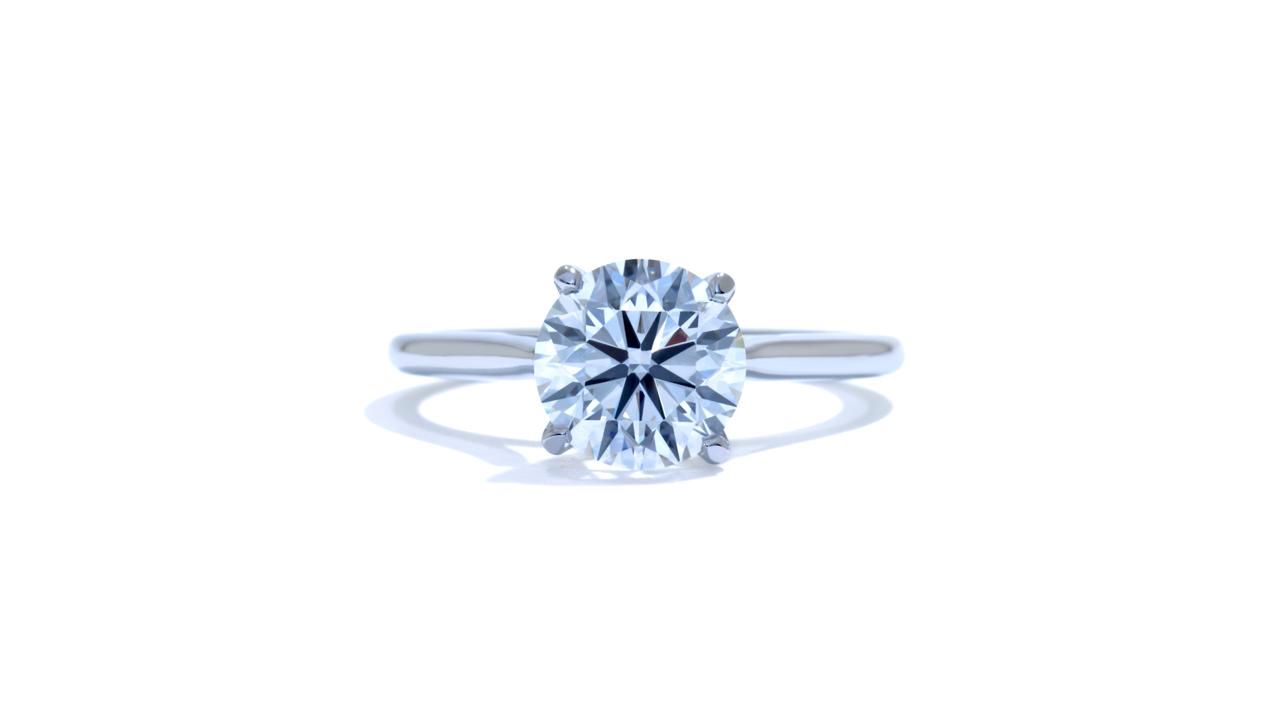 jb5614_lgd1473 - 2 ct. Lab Grown Diamond Engagement Ring at Ascot Diamonds