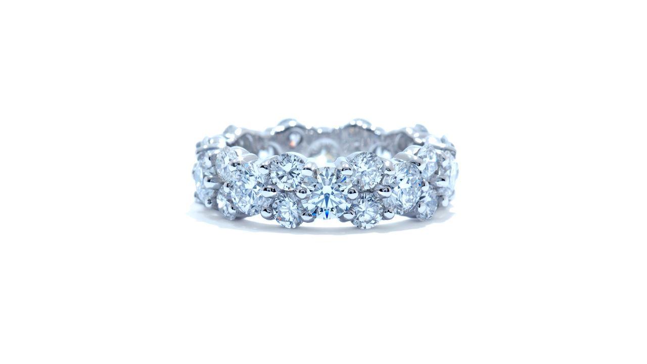 jb5745 - 4.00 ct Diamond Anniversary Ring at Ascot Diamonds