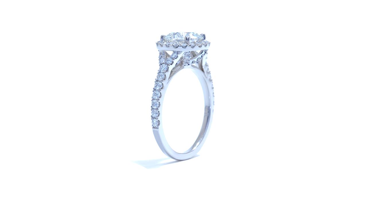 jb5788_d6879 - Round Halo Diamond Ring at Ascot Diamonds