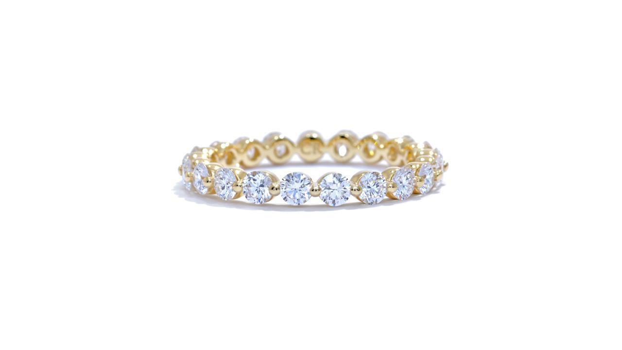 jb5808 - Floating Diamond Ring | Eternity at Ascot Diamonds
