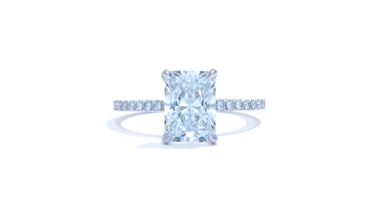 jb5914_lgd1627 - Lab Grown Engagement Ring   2.25 ct. at Ascot Diamonds