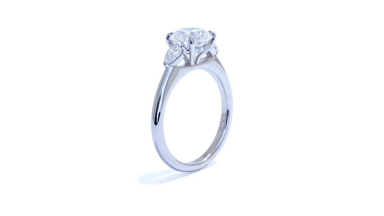 jb6494_lgd1201 - Three Stone Diamond Ring at Ascot Diamonds