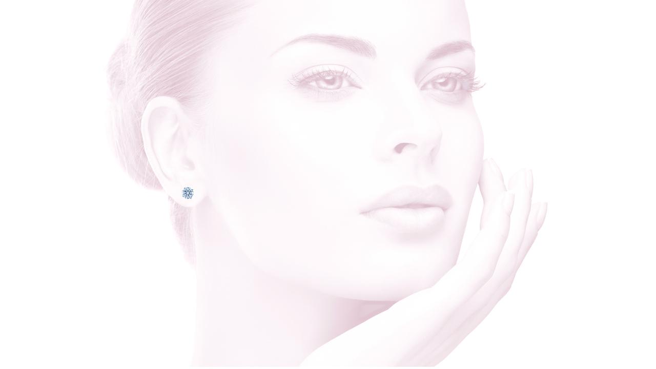 lgstud-250 - 2.50 ct. Lab Created Diamond Stud Earrings at Ascot Diamonds