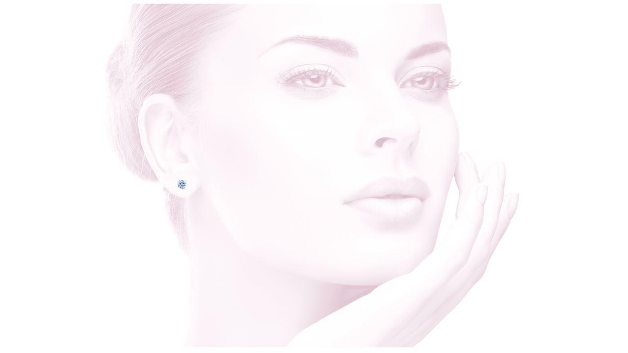 studs-150 - 1.45 ct. tw. Natural Diamond Stud Earrings at Ascot Diamonds